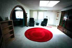red circle rugs medium size of beautiful round small area rug ikea