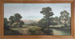 Wendy Reeves   Original oil painting on canvas, Landscape, Art to buy  online (Ref:WDR4636)