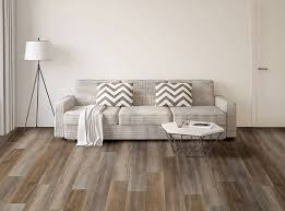 jim yeager owner of yeager and co has luxury vinyl flooring in his home