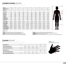 Womens Chest Size Chart Cm