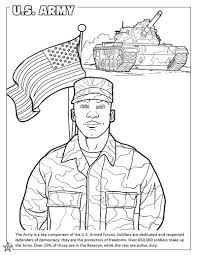Small Picture Army Coloring Book at Coloring Book Online