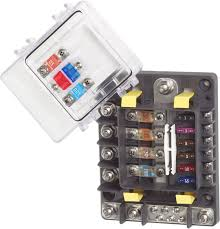 safetyhub 150 fuse block blue sea systems Glass Fuse Size Chart Fuse Box Dimensions #44