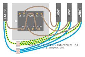 3 Switches 3 Lights Wiring Diagram 4 Light Switch Box Pogot Bietthunghiduong Co