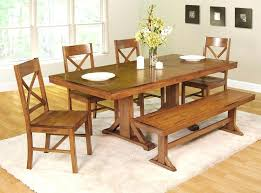 full size of dinner table farmhouse dining set dinette with bench seating room and chairs