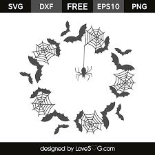 ✓ free for commercial use ✓ high quality images. Halloween Monogram Frame Lovesvg Com