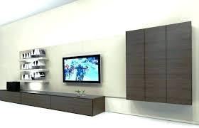 swivel wall mount luxury corner with shelf black cabinet swing arm tv bracket 42