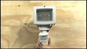 Frostfire Digital 80 LED Ultra Bright Solar Powered Motion 80 Led Solar Security Light