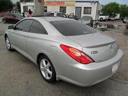 2004 Toyota Camry Solara SE Sport V6 2dr Coupe In Houston TX ...