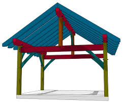 information timber patio  x timber frame shed