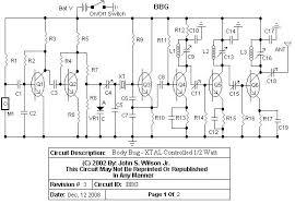 fm transmitter circuit diagram xtal locked crystal controlled vhf vhf fm transmitter circuit crystal controlled
