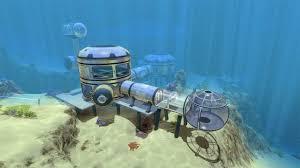Underwater Habitat Design Coming Next Habitat Subnautica