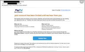 Paypal Again Realistic Users Preys Scam On Phishing Breaking