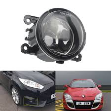 Fiesta Mk7 Fog Light Bulb Angrong 1pcs For Ford Fiesta Mk7 Zetec 2008 2013 Front Fog