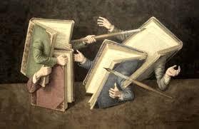 Resultado de imagen de fotos de libros antiguos