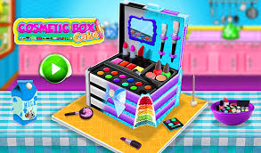 Princess Cosmetics Box Cake Maker Cooking Game 11 Apk Download