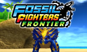 Fossil Fighters Frontier Type Chart Fossil Fighters Frontier Nintendo 3ds Games Nintendo