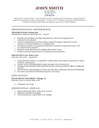 Most Successful Resume Template Best Resume Template Word Templates Most Effective Format Examp 92