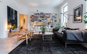 scandinavian furniture style. Scandinavian Style Principles In A Living Room Furniture