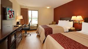Hotels In Secaucus NJ  Red Roof Inn Plus Meadowlands NYC Rooms In Roof Designs