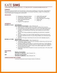 Child Social Worker Sample Resume Sample Social Worker Resume 24 Esyouland 22