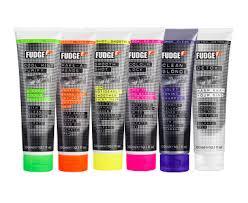 Fudge Hair Dye Colour Chart Fudge Hair Care Hair Products Wax Shampoo Hair