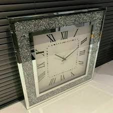 contemporary mirror glass crystal