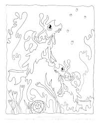 Ocean Scene Coloring Pages Ocean Coloring Pages For Kids Ocean