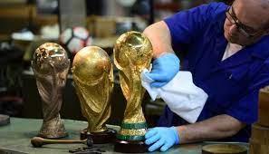 اللمسة الايطالية حاضرة في ولادة كأس العالم 2018