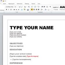 build free resume online   gle made by resumecreate online resume and a for