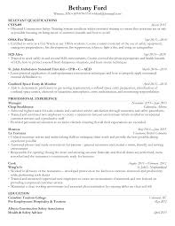 Simple Cover Resume Modern