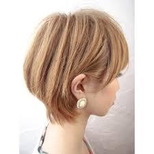 ウルフ ショートボブ Ky Gohakataキーゴハカタのヘアスタイル
