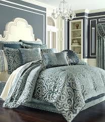 black damask comforter comforters queen j new puffed damask comforter set sets size down bath and black damask comforter