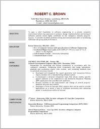 Cover Letter Boston University Writing Resume Objective Cover Letter Resume Templates Design