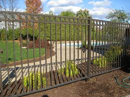 Decorative Security Fencing Commercial Fences Fabrication New Jersey Ornamental Fences