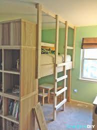 Building A Loft Bed Designing A Surf Shack Bed