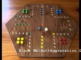 Wooden Aggravation Board Game Wooden Aggravation Wahoo Game Showcase YouTube 20