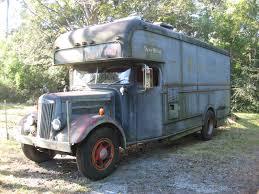 Tiny Truck Bangshiftcom 1951 White