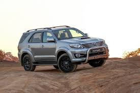 Now: 2015 Toyota Fortuner