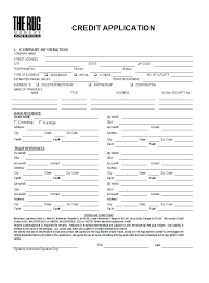 account application form template. account application form template dynabooinfo