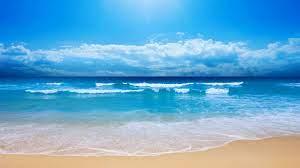 Simple Beach Desktop Wallpapers - Top ...