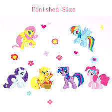 wall decals my little pony new wall sticker home decor my little