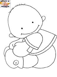 Geboorte Jongen Kleurplaat