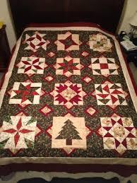 Neighborhood Quilt Club: Christmas Quilt Top Done   quilting ... & Neighborhood Quilt Club: Christmas Quilt Top Done Adamdwight.com