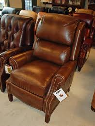 Bradington Young 4101 Alta Recliner in leather 9021 84 MC