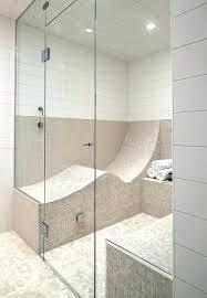 built in shower seat seats regarding lovely 12