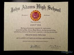 Very Attractive High School Diploma Sample Buy A Fake Online