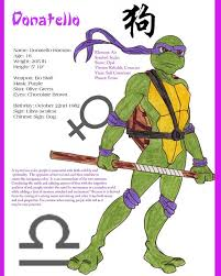 ninja turtles names and personalities. Exellent Turtles Donatello TMNT Biography By Benvolieo  Intended Ninja Turtles Names And Personalities