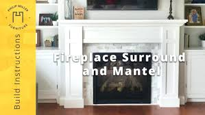building a fireplace surround 2018 with how to build a fireplace surround and mantel project with building a fireplace surround