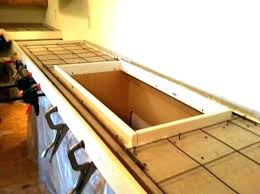 concrete countertops forms concrete forms cast in place sink concrete countertop edge forms diy concrete counter