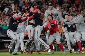Baseball: Washington Nationals gewinnen ...